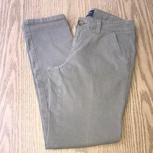 American Eagle Stretch Khaki Pants